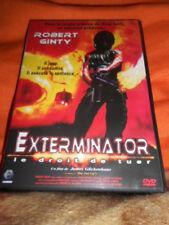 DVD The Exterminator de James Glickenhaus avec C. George (1982)