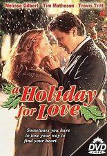 DVD Melissa Gilbert, Tim Matheson A HOLIDAY FOR LOVE 2003 Travis Tritt