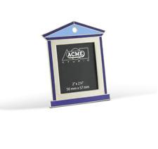 "Rare Aldo Rossi ""TEATRO"" Enamel Picture Frame by ACME Studio NEW"