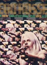 LEON RUSSELL new grass revival LIVE ALBUM 1981 USA EX+