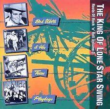 "BOB WILLS - King of Lonestar Swing (CD, Nov-1996, President) ""NEW"""