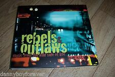 Rebels & Outlaws CD Merle Haggard Johnny Paycheck Cash Marty Robbins Faron Young