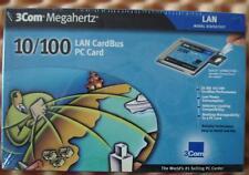3com Megahertz 10/100 LAN CardBus PC TARJETA 3cxfe575ct 90 Garantía De Retorno a