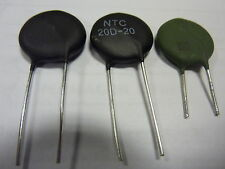 20D-20 NTC Thermistor for limiting of inrush current of power supply ballast CFL