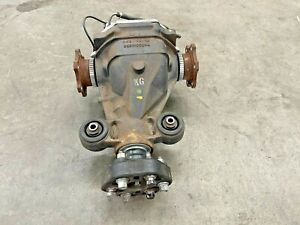 07-08 INFINITI G35 G37 AUTOMATIC RWD LSD LIMITED-SLIP DIFFERENTIAL DIFF 485 OEM