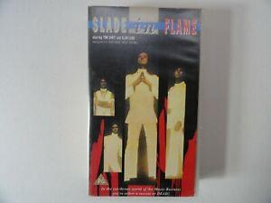 SLADE in FLAME  auf VHS Kasette guter Zustand.