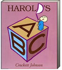 Harold and the Purple Crayon : Harold's ABC (bb) by Crockett Johnson NEW