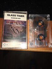 GLASS TIGER DIAMOND SUN Cassette Tape