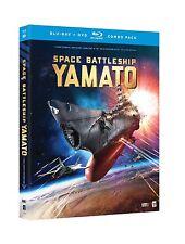 Space Battleship Yamato: Movie (Blu-ray/DVD Combo) Free Shipping
