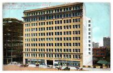 Monadnock Building Market Street, San Francisco, CA Postcard *4Z