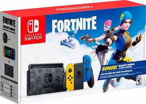 Nintendo Switch Fortnite Special Edition Console includes Digital Fortnite Game
