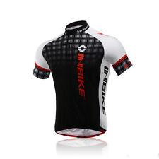 2017 Short Sleeve Cycling Jerseys Tee Shirt Bicycle Bike Sportwear Jersey Jacket