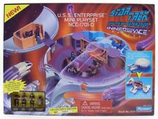 Star Trek The Next Generation Innerspace USS Enterprise NCC-1701D Playmates 1995