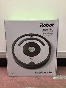 iRobot Roomba 670 Robot Vacuum NEW