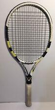 Babolat Aero Storm GT tennis racquet, 4 3/8 grip, Restrung, 10.6oz/300g, 98sq in