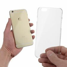 "Crystal AllClear Case iPhone 6 6S Plus 5.5"" Cover Schutzhülle Clear Transparent"