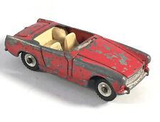 Dinky Toys Austin Healey Sprite Red  restoration only