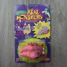 90s Aaahh Real Monsters Splug Toy Action Figure Nickelodean Mattel 1995 RARE