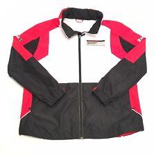 PORSCHE Driver's Selection Motorsport Lightweight Jacket Men's XL Rare Mobil 1