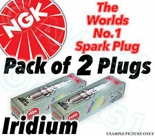 2x NGK Laser Bougies d'Allumage Iridium - Pièce N° IMR9B-9H Stock N° 4888 2pk