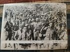 1944 BATAAN DEATH MARCH WWII WORLD WAR 2 PHOTO RARE JAPANESE PRISONERS AMERICA