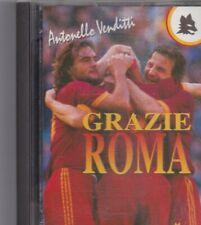Antonello Venditti-Grazie Roma Minidisc Album