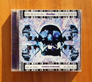 INSURGE - Political Prisoners CD 1995