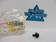 NOS Yamaha Side Cover Bumper Windshield Screw With Washer Riva 125 Exciter 1988