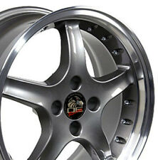 17 Inch Wheel Rim 17x8 For Ford Mustang Front Only 1991
