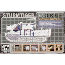 AFV CLUB #35S40 1/35 Interior set for  Sturmtiger