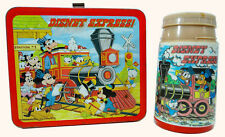 Vintage DISNEY EXPRESS Lunchbox & Thermos (1979) ALADDIN