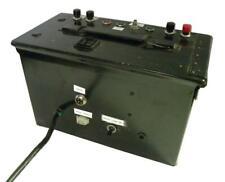 Step Down 6Kk10802 Transformer w/ Power One Dc Power Supply in Custom Enclosure