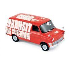 Coches, camiones y furgonetas de automodelismo y aeromodelismo rojos NOREV Ford