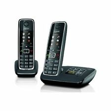 2 x Telefono Cordless a Colori Gigaset C530A Duo Nero