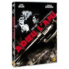 Adieu L'Ami / Jean Herman, Alain Delon, Charles Bronson (1968) - DVD new