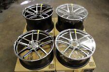 YOKOHAMA ADVAN AVS F50 5X130 911 997 CARERRA 4S  GTS  991 PANAMERA FORGED WHEELS