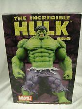 """MARVEL  THE INCREDIBLE HULK MAQUETTE  Over 9"""" STATUE  AVENGERS Figure TOY"""