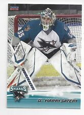 2011-12 Worcester Sharks (AHL) Harri Sateri (goalie)