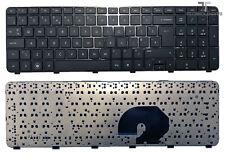 NEW HP PAVILION DV7-6050 REPLACEMENTLAPTOP KEYBOARD UK BLACK