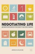 Negotiating Life, Very Good, Salacuse, Jeswald W. Book