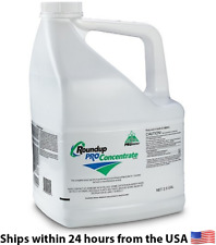 RoundUp Pro Concentrate Herbicide 50.2% Glyphosate - 2.5 Gallon