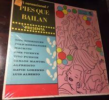 Pies Que Bailan Globo Records Mambo LP Rare