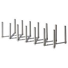 Ikea Stainless Steel Pot Lid Organizer 701.548.00 set of 1