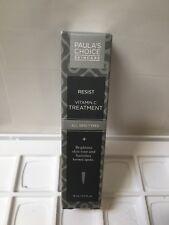 Paula's Choice Resist Vitamin-C Spot Treatment 0.5oz 15ml Brightening FULL SIZE