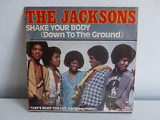 THE JACKSONS Shake your body EPC 7124