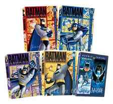 Batman: The Animated Series Complete DVD Set(s) + SubZero & Mask of the Phantasm