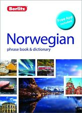 Berlitz Norwegian Phrase Book, NEW Edition