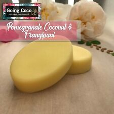 Organic Coconut Oil, Shea & Mango Butter_Tropical Moisture Bar_Cracked/Dry Skin