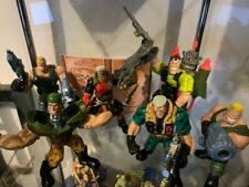 Small Soldiers Kip, Other Commandos, Gorgonites, Vehicles & empty boxes included