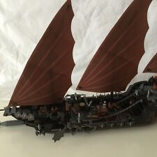 Lego The Lord Of The Rings Pirate Ship Ambush 79008 With Instruction/minifigures